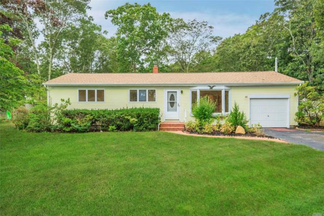 62 Homewood Dr, Hampton Bays, NY 11946 (MLS #3073093) :: Netter Real Estate