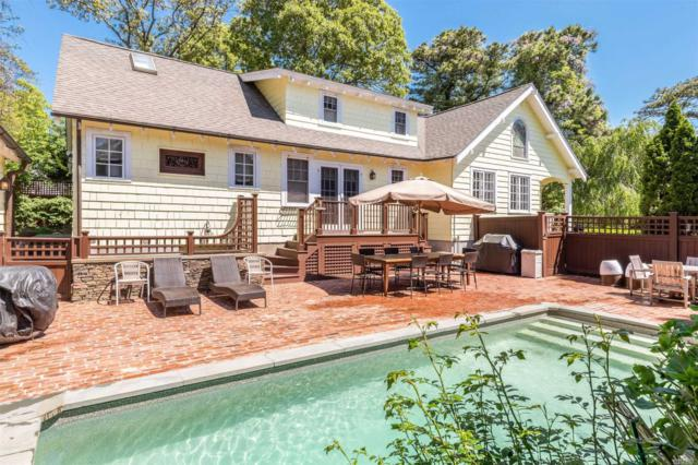 7 Shinnecock Pl, Hampton Bays, NY 11946 (MLS #3073628) :: Netter Real Estate