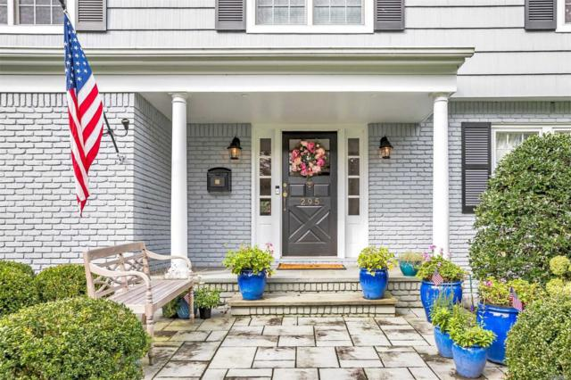 295 Woodland Dr, Brightwaters, NY 11718 (MLS #3073710) :: Netter Real Estate