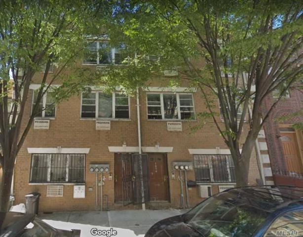 1582 Lincoln Pl, Brooklyn, NY 11233 (MLS #3074181) :: Netter Real Estate