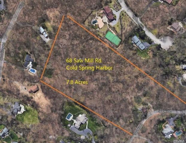 68 Saw Mill Rd, Cold Spring Hrbr, NY 11724 (MLS #3074266) :: Signature Premier Properties