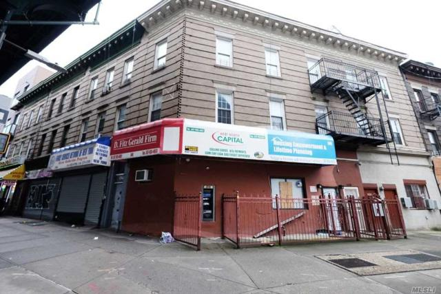 546 Chauncey St, Brooklyn, NY 11233 (MLS #3074694) :: Netter Real Estate