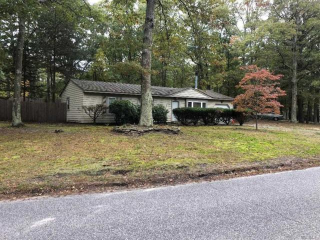 64 Pinehurst Blvd, Calverton, NY 11933 (MLS #3076914) :: Netter Real Estate