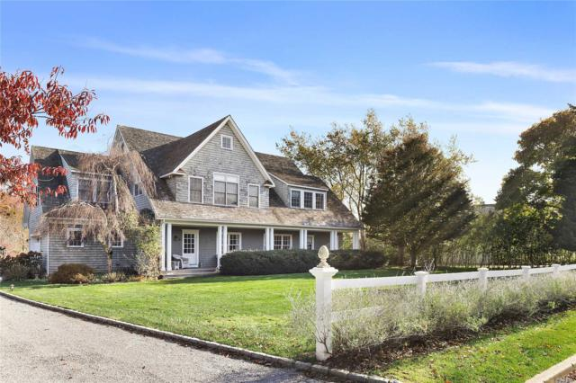 6 Michaels Way, Westhampton Bch, NY 11978 (MLS #3078382) :: The Lenard Team