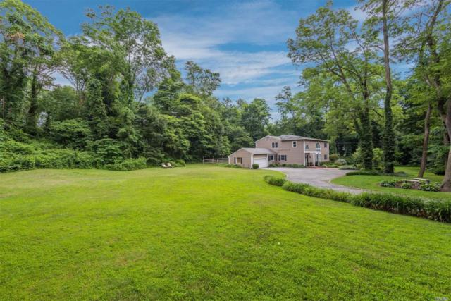 322 West Neck Rd, Lloyd Harbor, NY 11743 (MLS #3079298) :: Signature Premier Properties