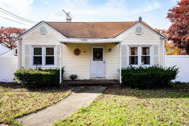 20 Carlls Path, N. Babylon, NY 11703 (MLS #3080147) :: Netter Real Estate