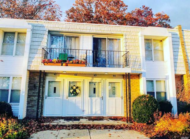 59 Rocky Pt Yaphank Rd #43, Rocky Point, NY 11778 (MLS #3080389) :: Netter Real Estate