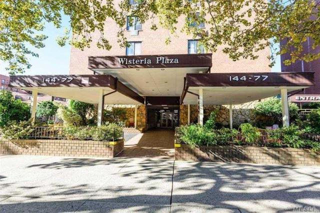 144-77 Roosevelt Ave 1G, Flushing, NY 11355 (MLS #3080458) :: The Lenard Team