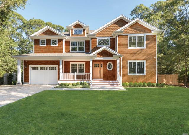 172 Springy Banks Rd Rd, East Hampton, NY 11937 (MLS #3081022) :: The Lenard Team