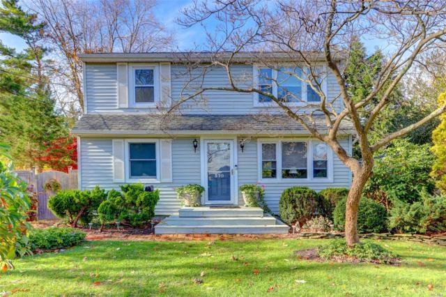 370 Grove Ave, Patchogue, NY 11772 (MLS #3082285) :: Shares of New York