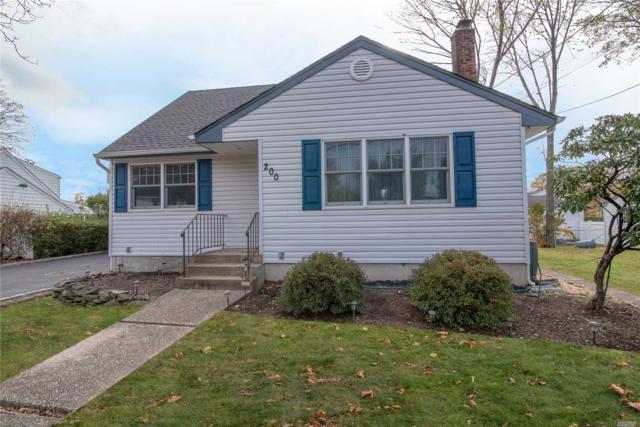 200 W 19th St, Huntington Sta, NY 11746 (MLS #3082344) :: Signature Premier Properties