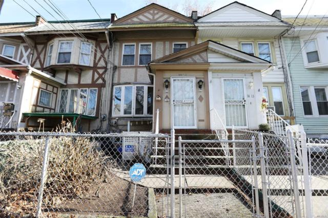 88-11 88th St, Woodhaven, NY 11421 (MLS #3084882) :: The Kalyan Team