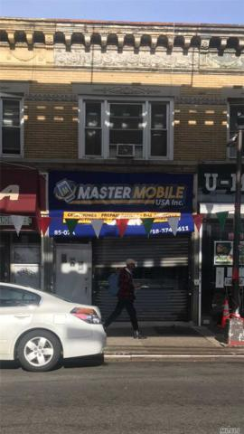 85-07A Jamaica Ave, Woodhaven, NY 11421 (MLS #3084935) :: The Kalyan Team