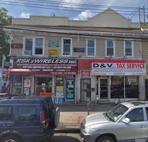 134-18 Rockaway Blvd, S. Ozone Park, NY 11420 (MLS #3085388) :: The Kalyan Team