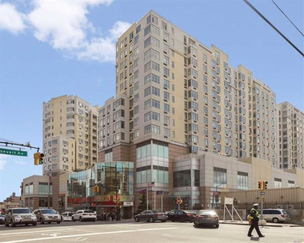 40-28 College Point Blvd #1806, Flushing, NY 11354 (MLS #3085993) :: Netter Real Estate