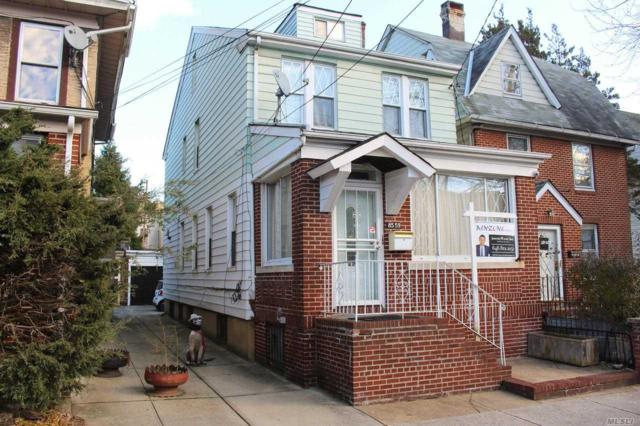 85-59 79 St, Woodhaven, NY 11421 (MLS #3086239) :: The Kalyan Team