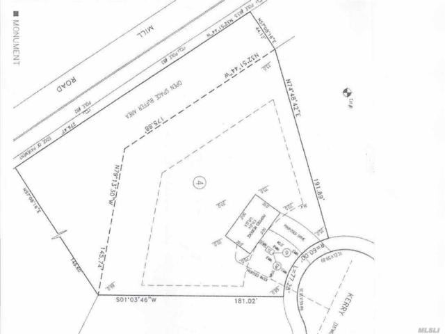 Lot 4 Kerry, Baiting Hollow, NY 11933 (MLS #3086454) :: Shares of New York