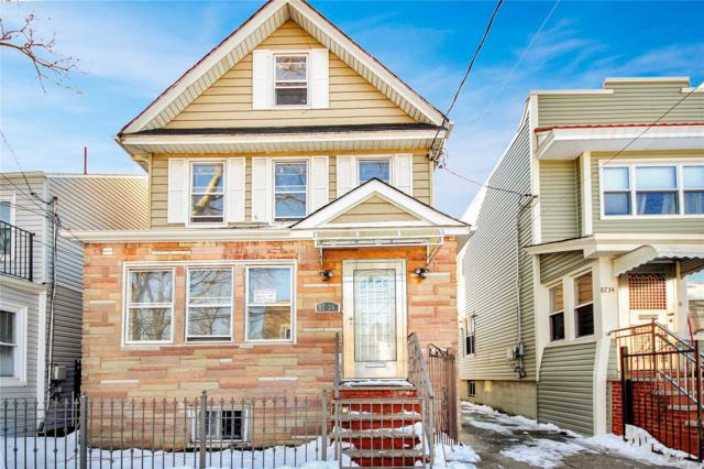 87-36 77th St, Woodhaven, NY 11421 (MLS #3086661) :: The Kalyan Team
