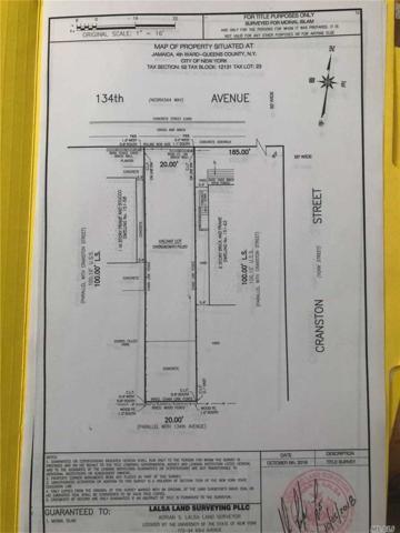 151-60 134 Ave, Jamaica, NY 11434 (MLS #3087381) :: Netter Real Estate