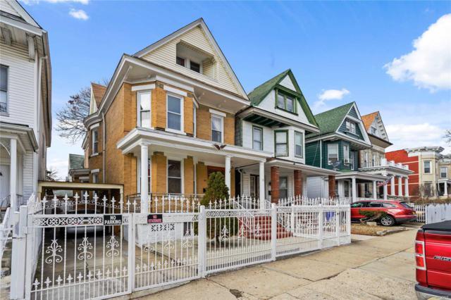 32 Jerome St, Brooklyn, NY 11207 (MLS #3087698) :: Shares of New York