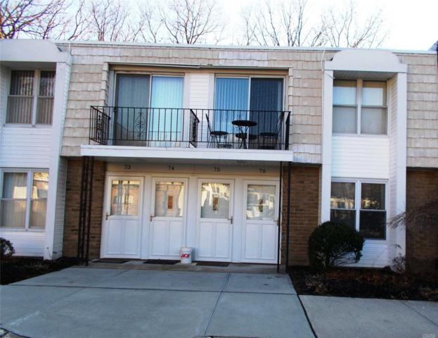 63 Rocky Pt Yaphank Rd #76, Rocky Point, NY 11778 (MLS #3089317) :: Netter Real Estate