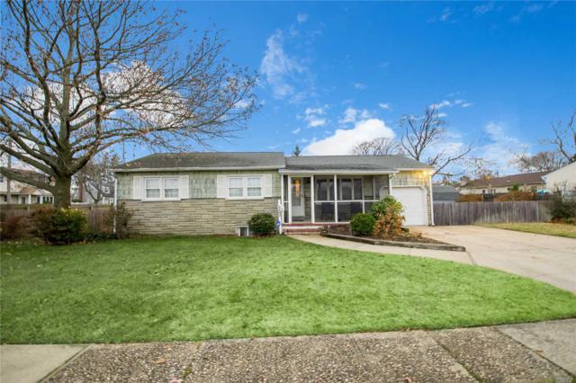 528 Leader Ave, N. Babylon, NY 11703 (MLS #3091437) :: Netter Real Estate