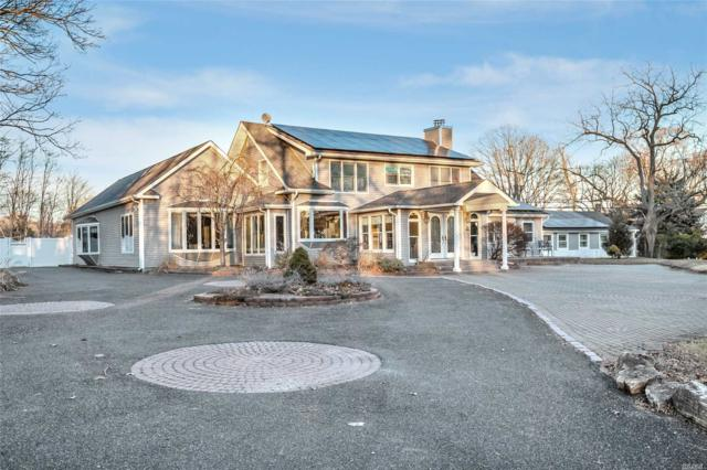 495 S Country Rd, E. Patchogue, NY 11772 (MLS #3093506) :: The Lenard Team