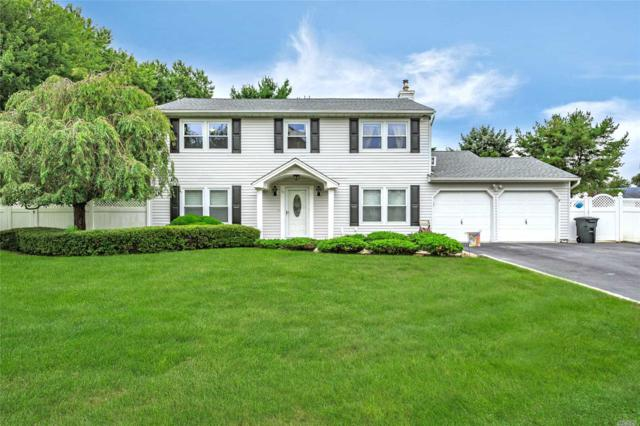 96 Camille Ln, E. Patchogue, NY 11772 (MLS #3093642) :: The Lenard Team