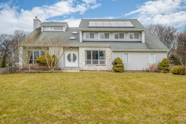 7 Skyhaven Dr, E. Patchogue, NY 11772 (MLS #3094081) :: The Lenard Team
