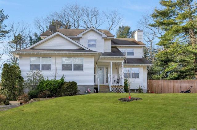 4 Brian Ct, Middle Island, NY 11953 (MLS #3094472) :: Netter Real Estate
