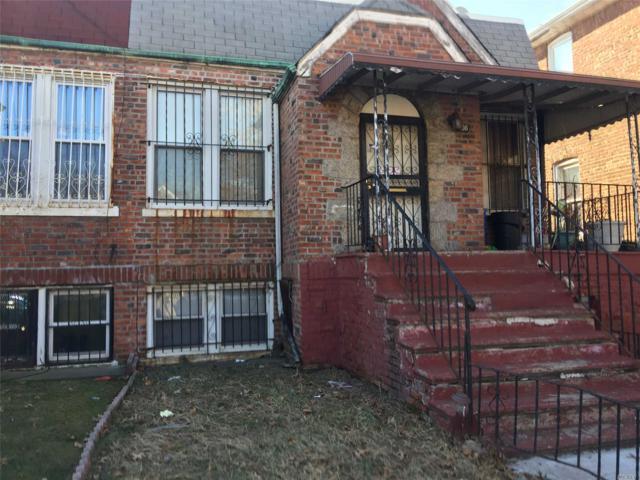 606 E 91st St, Brooklyn, NY 11236 (MLS #3096600) :: Netter Real Estate