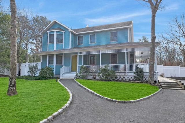 9 Bayview Ter, Hampton Bays, NY 11946 (MLS #3097014) :: Netter Real Estate