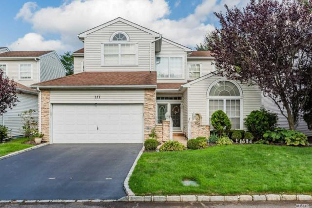 177 Windwatch Dr, Hauppauge, NY 11788 (MLS #3098333) :: Netter Real Estate