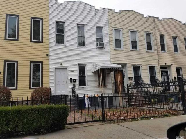 1745 Dean St, Brooklyn, NY 11233 (MLS #3100306) :: The Lenard Team