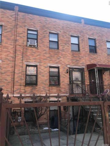 1064 Lafayette Ave, Brooklyn, NY 11221 (MLS #3101919) :: The Lenard Team