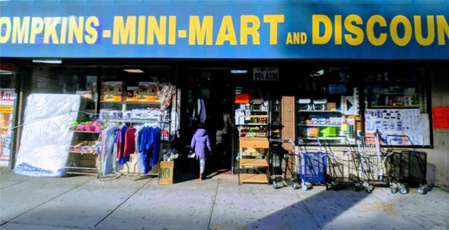 1445 Fulton St, Brooklyn, NY 11216 (MLS #3101929) :: The Lenard Team