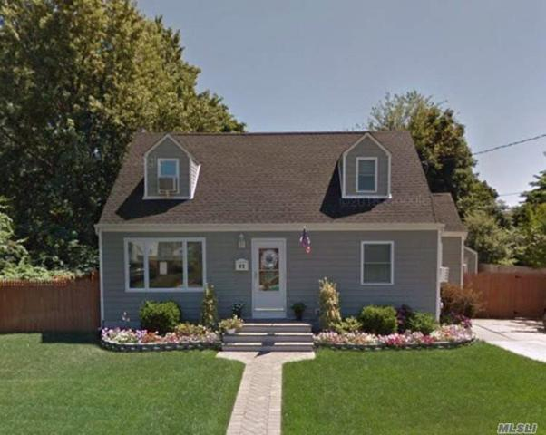 92 Harris St, Patchogue, NY 11772 (MLS #3101932) :: Netter Real Estate
