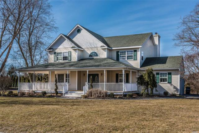 24 Egret Way, Center Moriches, NY 11934 (MLS #3102532) :: Signature Premier Properties