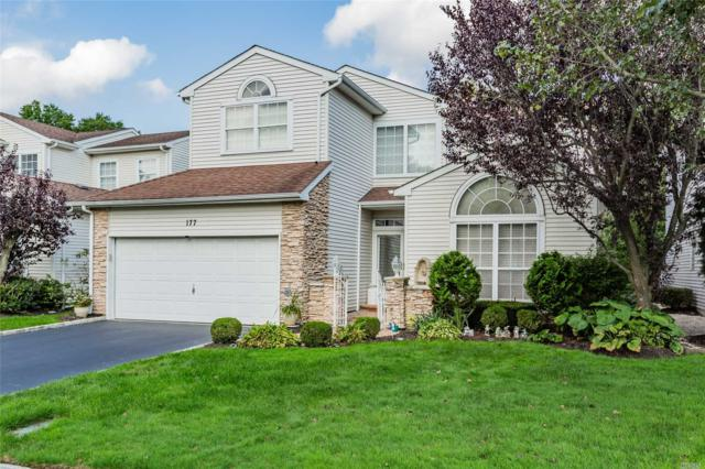 177 Windwatch Dr, Hauppauge, NY 11788 (MLS #3102694) :: Netter Real Estate