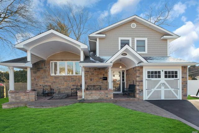 266 Timberpoint Rd, East Islip, NY 11730 (MLS #3106777) :: The Lenard Team