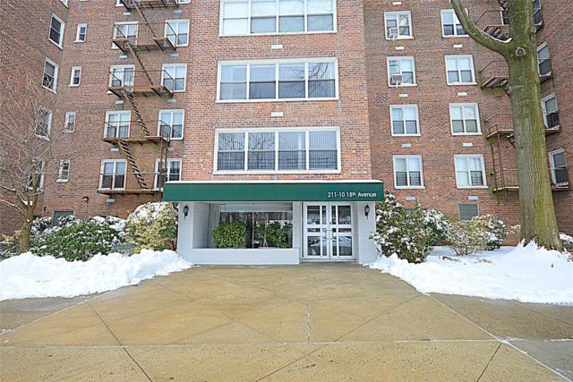 211-10 18th Ave 6C, Bayside, NY 11360 (MLS #3107831) :: Shares of New York