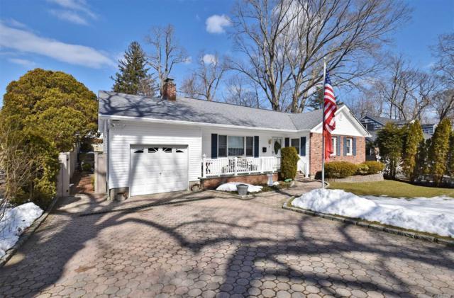 7 Crossman Pl, Huntington, NY 11743 (MLS #3109886) :: The Lenard Team