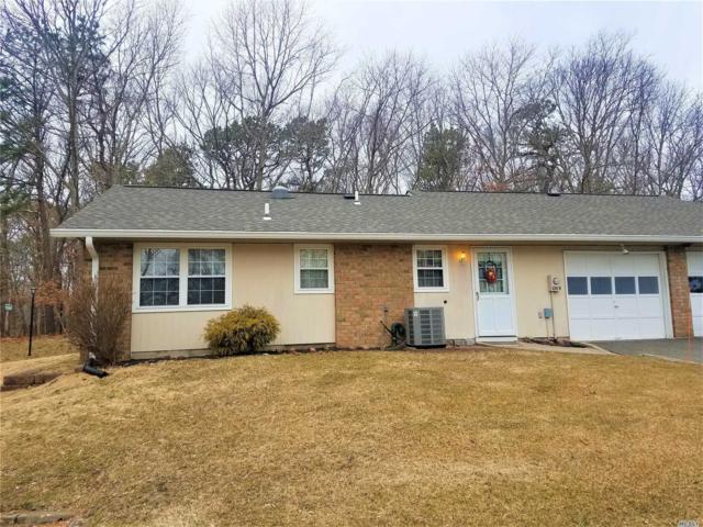 324B Woodbridge Dr 324B, Ridge, NY 11961 (MLS #3110797) :: Keller Williams Points North
