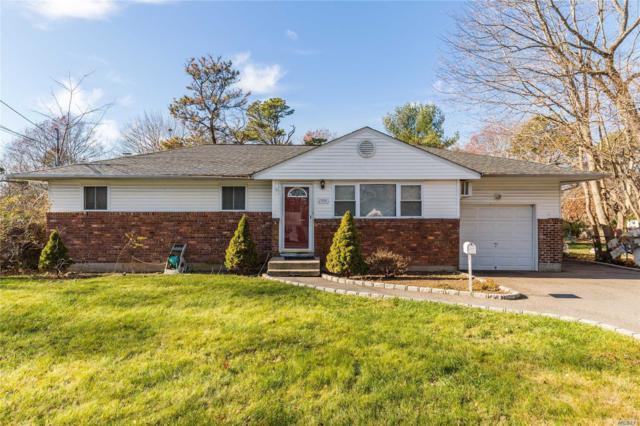 1598 N Thompson Dr, Bay Shore, NY 11706 (MLS #3112005) :: Netter Real Estate
