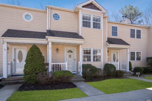 23 Hancock Commons, Yaphank, NY 11980 (MLS #3115846) :: Netter Real Estate