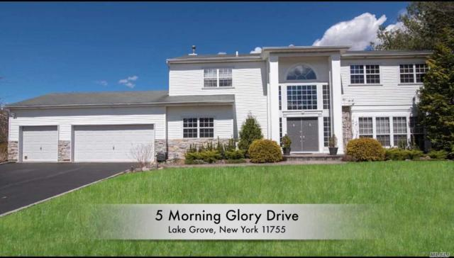 5 Morning Glory Dr, Lake Grove, NY 11755 (MLS #3118467) :: Shares of New York