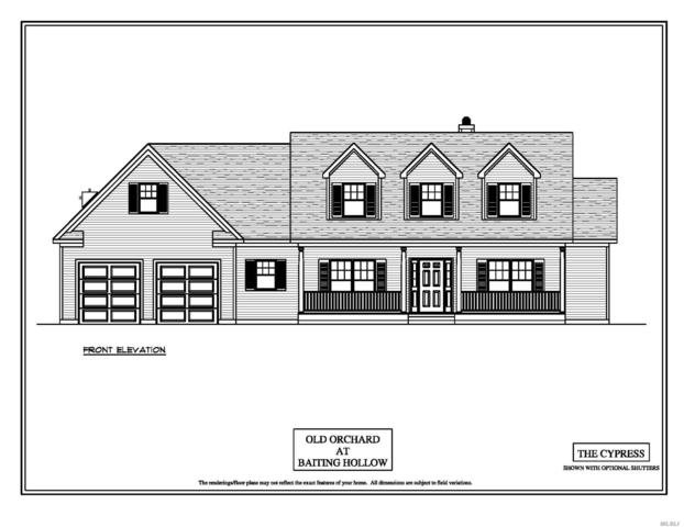 new 23-27 Mastro Ct, Baiting Hollow, NY 11933 (MLS #3119471) :: Signature Premier Properties