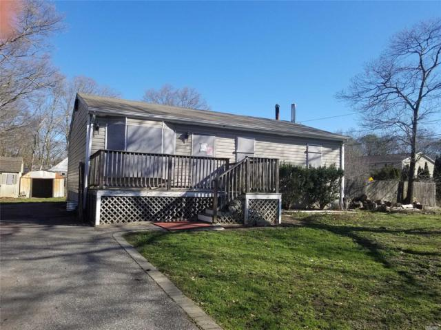 59 Dawn Dr, Shirley, NY 11967 (MLS #3120346) :: Signature Premier Properties