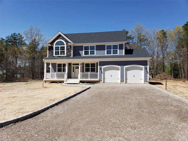 142 Weeks Ave, Manorville, NY 11949 (MLS #3127739) :: Signature Premier Properties