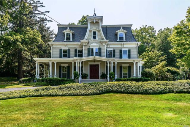 405 West Neck Rd, Lloyd Harbor, NY 11743 (MLS #3127892) :: Signature Premier Properties